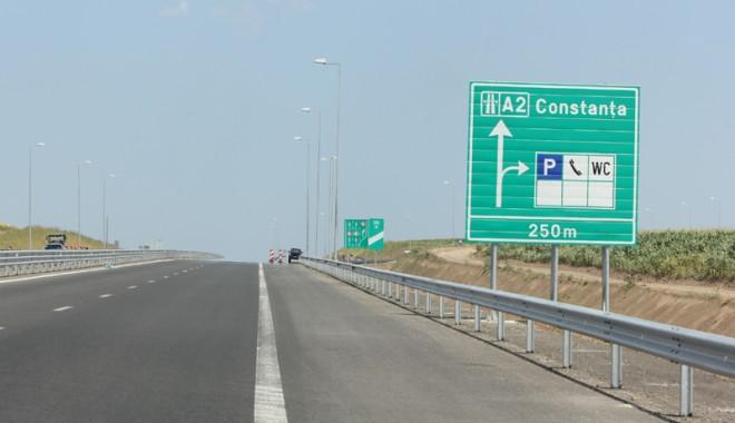Autostrada București-CONSTANȚA, prevăzută cu pistol radar cu undă laser - autostrada7213542195491376981807-1377343140.jpg