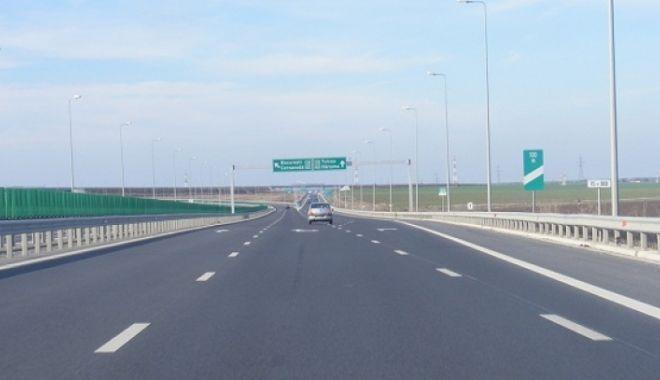 Foto: Șoferi, atenție! Trafic restricționat pe Autostrada Soarelui