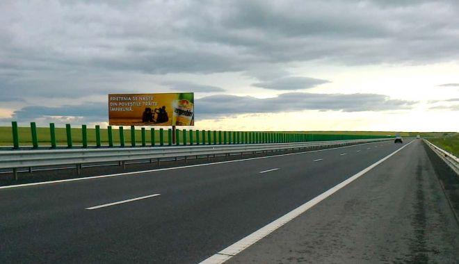 Foto: Atenție, șoferi! Autostrada A2, închisă pe sensul Constanța – București