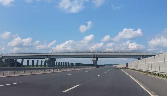 Foto: Autostrada Soarelui intră în reparații, în sezonul estival! Șoferii vor circula pe o singură bandă