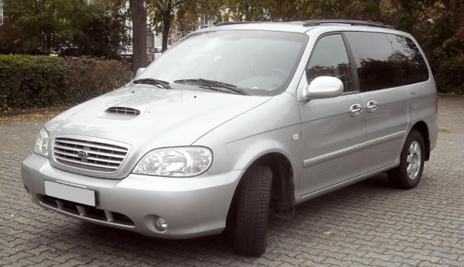 Autoturism Kia furat din Italia, descoperit într-o piață din Constanța - autoturism-1461084509.jpg