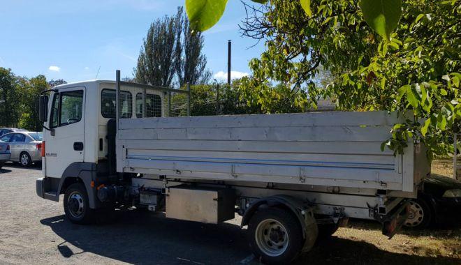 Garda de Coastă. Autovehicul furat din Belgia, descoperit la Constanţa - autovehiculfurat1-1537355830.jpg