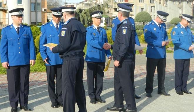 Foto: Avansări în grad la Inspectoratul de Jandarmi Județean Constanța