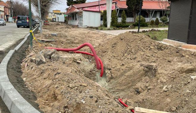 AVARIE la reţeaua de gaze naturale în Eforie. Peste 1.300 de gospodării, afectate - avarie1-1621003337.jpg