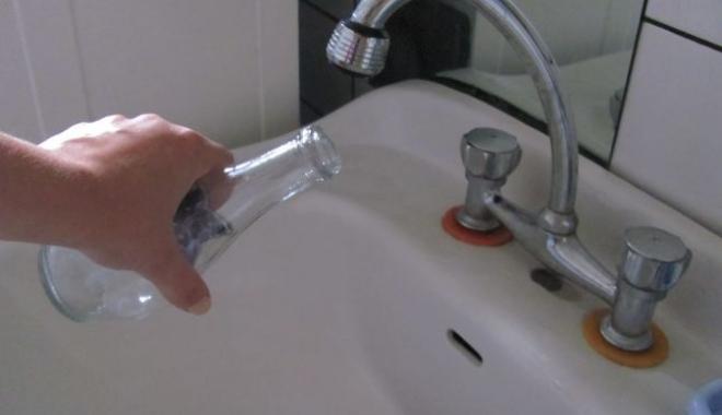 Foto: Avarie RAJA. Fără apă rece în zona peninsulară din Constanţa