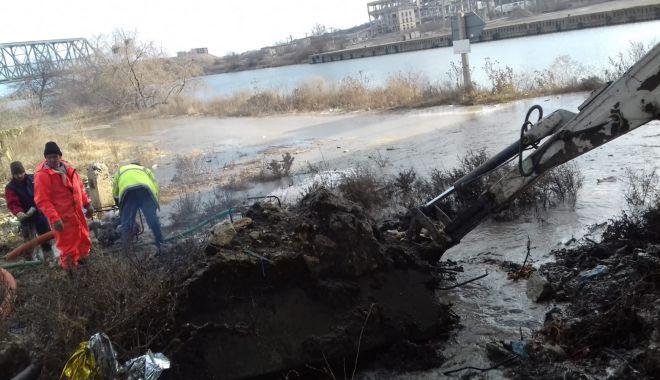 AVARIE RAJA. Fără apă rece în localităţile Ovidiu şi Năvodari, până mâine după-amiază - avarieraja1-1548081548.jpg