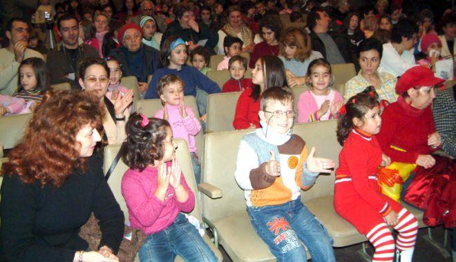 """Foto: Copiii sunt aşteptaţi să participe la """"Aventurile lui Gulliver"""""""