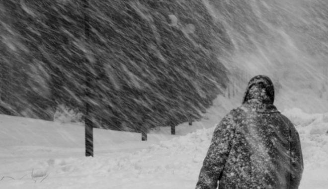 Foto: Codul portocaliu de vreme rea, prelungit! Recomandări importante de la ISU Dobrogea