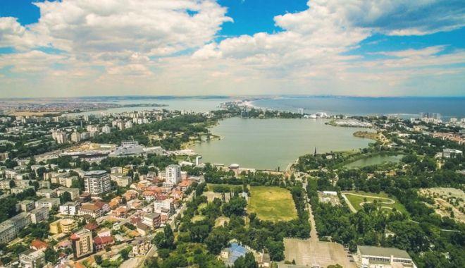 Foto: Aveţi propuneri  pentru Lacul Tăbăcărie? Primăria Constanţa aşteaptă părerea noastră