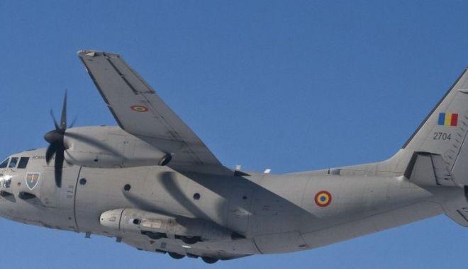 Aeronavă C-27J Spartan, misiune specială! Unde zboară și cine sunt membrii echipajului - aviatie-1578297469.jpg