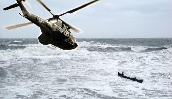 Indicativ de alarmare la escadrila de elicoptere. Misiune de salvare în largul mării! (I)