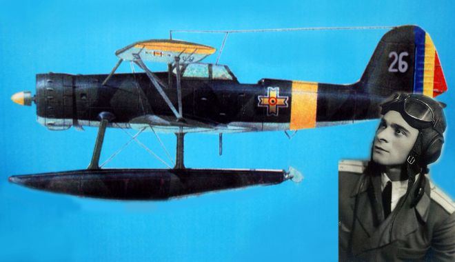 Aventurile pilotului Ciobanu! Amerizare forțată pe lacul Siutghiol - aviatori-1571949016.jpg
