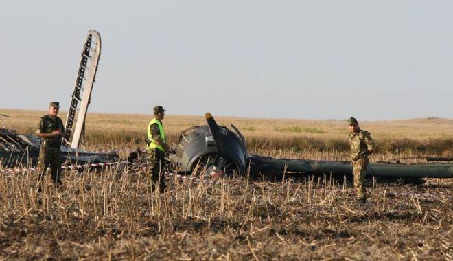 Foto: Luna iulie, cea mai neagră din istoria aviației militare române (II)
