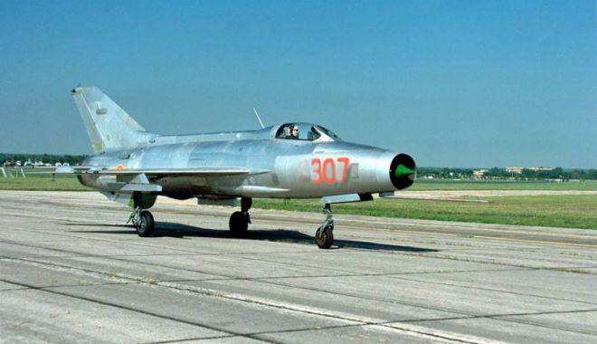 Sfârşit de zbor pe supersonic. O tragedie care a marcat aviaţia română