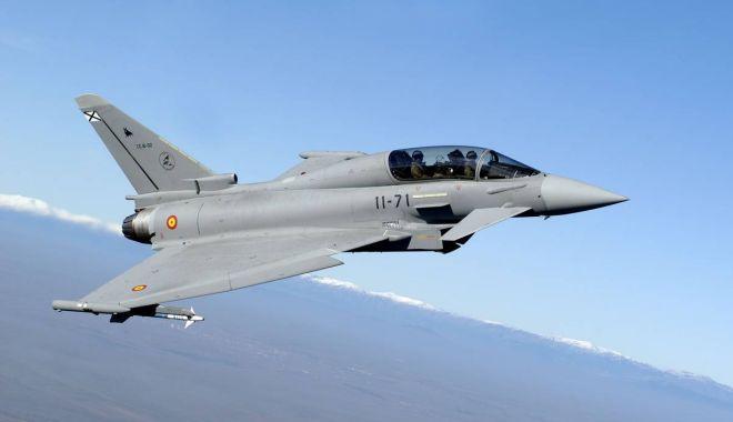Avioane Eurofighter Typhoon spaniole vor ateriza la baza Mihail Kogălniceanu - avioaneeuro-1611230050.jpg