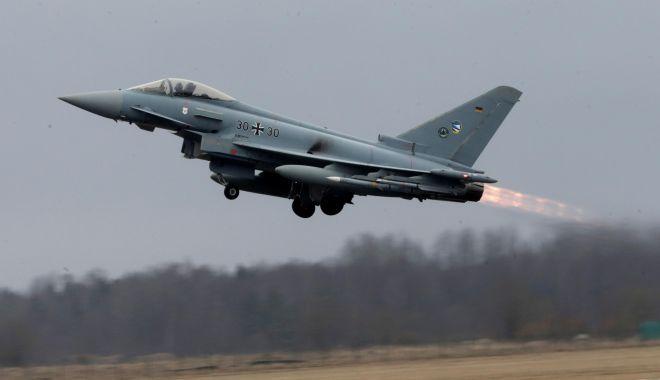 Avioane Eurofighter Typhoon, la Constanţa. Participă la misiuni de Poliţie Aeriană - avioaneeurofighter1-1556901798.jpg