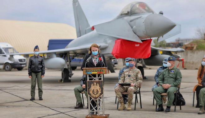 Detașamentul britanic a preluat frâiele Poliției Aeriene la Mihail Kogălniceanu - avioanekogalniceanu3-1620142941.jpg
