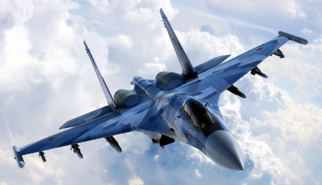 Nou incident deasupra Mării Negre: Două avioane de luptă ruseşti au fost interceptate de forţele aeriene britanice - avioanerusesti-1534944289.jpg