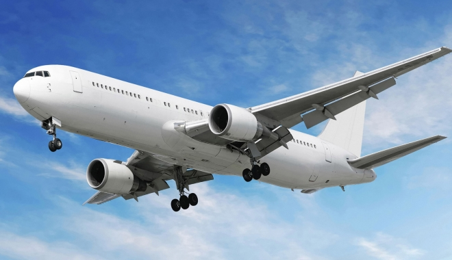Foto: O companie aviatică va opera zboruri pe ruta Constanţa-Budapesta