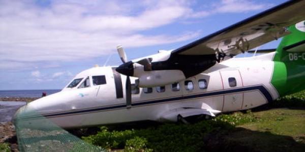 Foto: TRAGEDIE AVIATICĂ! Avion prăbuşit! Opt pasageri au murit!