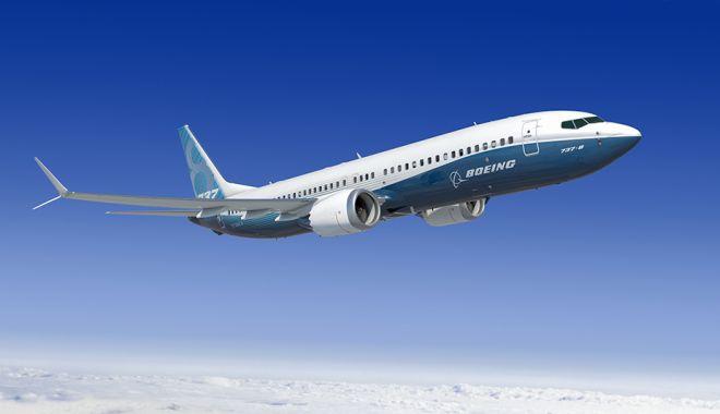 Foto: Probleme la aeronavele Boeing B737 MAX. Ce spune Autoritatea Aeronautică