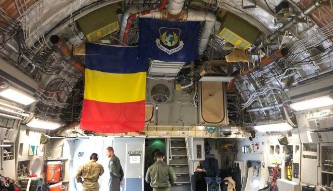 Transport aerian special din Coreea de Sud, cu o aeronavă NATO. Cine este pilotul - avion1-1585136426.jpg