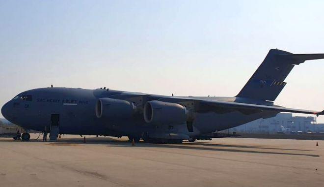 Transport aerian special din Coreea de Sud, cu o aeronavă NATO. Cine este pilotul - avion2-1585136444.jpg