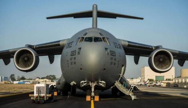 Un avion NATO, pus la dispoziția transferurilor de răniți din