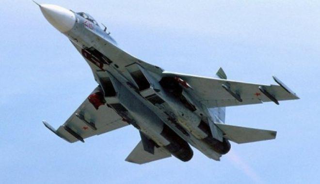 Alertă la Marea Negră. Avion de luptă interceptat de aeronavele de la baza Kogălniceanu