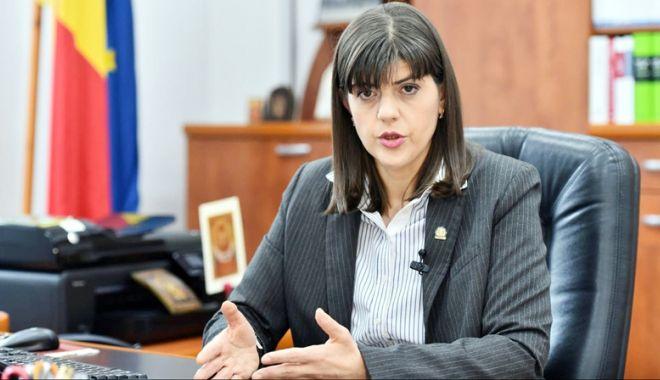 Foto: Șefa DNA, Laura Codruța Kovesi, revocată de Iohannis. Ce urmează