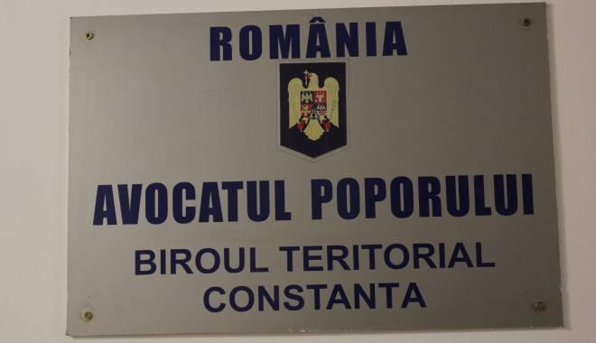 Foto: Avocatul Poporului acordă audienţe în Cernavodă şi Medgidia