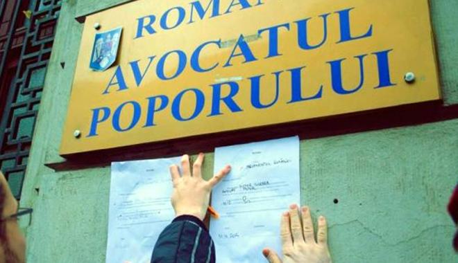 Foto: Avocatul Poporului ţine audienţe la Medgidia şi Cernavodă