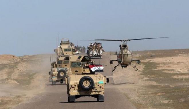 Foto: VĂRSARE DE SÂNGE! 196 de militanţi ai Statului Islamic UCIŞI