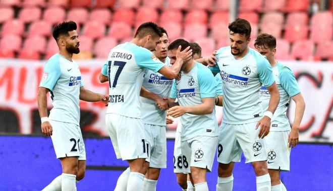 Foto: FCSB o umilește pe Dinamo