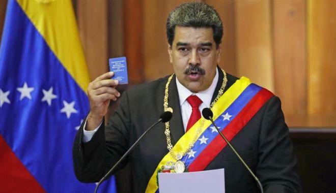 Foto: Nicolas Maduro dublează salariul minim în Venezuela: echivalentul a aproape 8 dolari