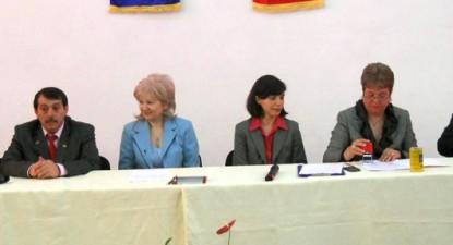 Foto: Înfrăţire parafată între instituţii de învăţământ din Corlu şi Medgidia