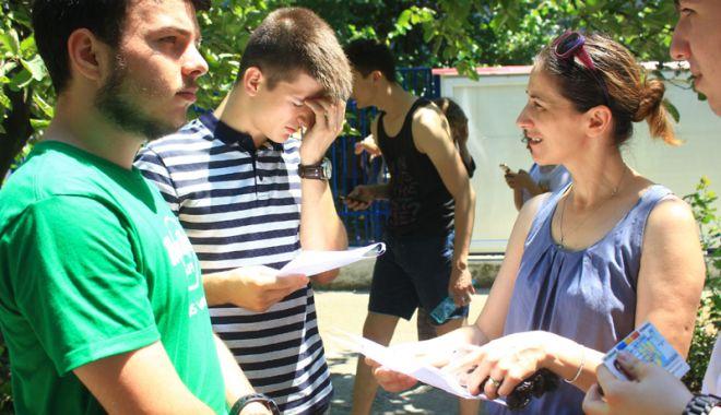 Foto: ÎNCEPE EXAMENUL DE BACALAUREAT! Anunţ important de la Inspectoratul Şcolar Judeţean Constanţa