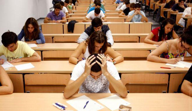 Foto: Doar 31,79% dintre elevi au luat Bac-ul de toamnă