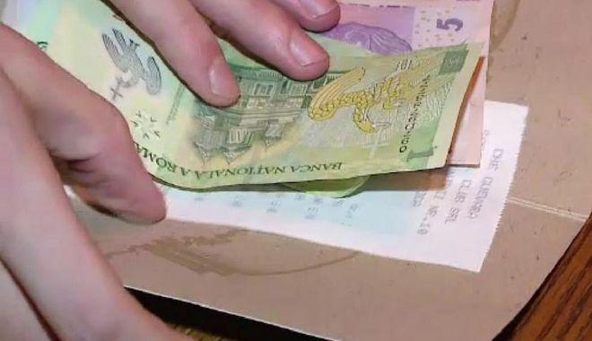 Bacșișul ar urma să fie inclus pe bonul fiscal, indiferent de modalitatea de încasare - bacsisbun-1566829601.jpg