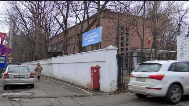"""Foto: 13 decese la Institutul """"Marius Nasta"""", de trei ori mai multe decât cele anunțate oficial"""