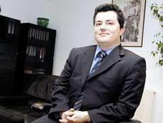 Foto: Un bancher la cârma consiliului de administraţie al porturilor maritime