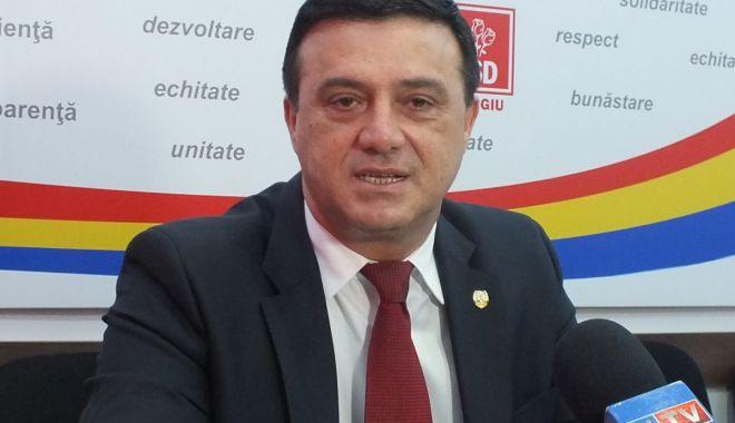 """Foto: Niculae Bădălău: """"PSD își va alege noua conducere la Congresul din 29 iunie"""""""