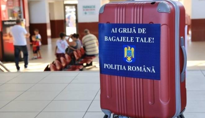 Foto: Sfaturi inedite ale Poliţiei Române, oferite celor care călătoresc de sărbători