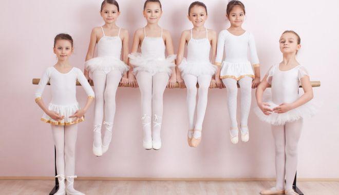 """Foto: Final de stagiune pentru Şcoala de Balet  """"Nicolae Spirescu"""""""