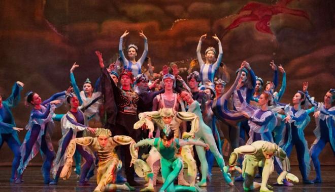 Ropote de aplauze!  Balerinii constănţeni, cronici  la superlativ în Germania - balet4-1513697247.jpg