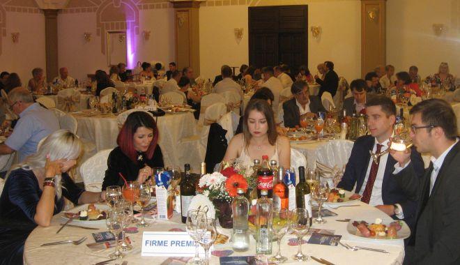 Foto: Balul oamenilor de afaceri din Constanța a ajuns la a cincea ediție
