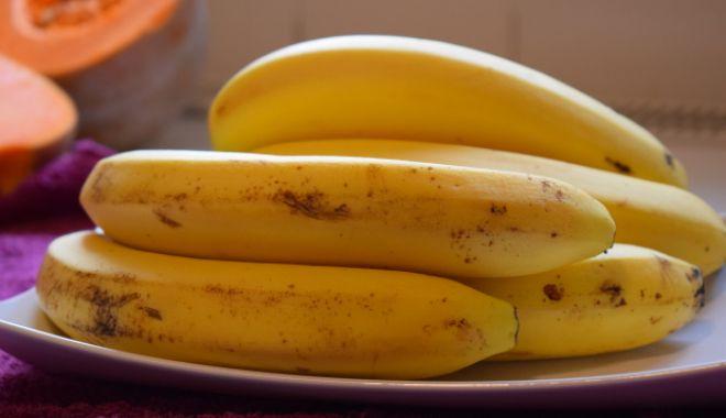VEŞTI BUNE PENTRU ELEVI! Vor primi fructe și legume proaspete - bananesanatate1-1520254877.jpg