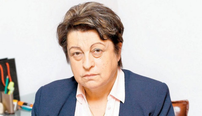 Foto: Bancherul Crina Cosma, din Constanţa, vicepreşedinte executiv al EximBank
