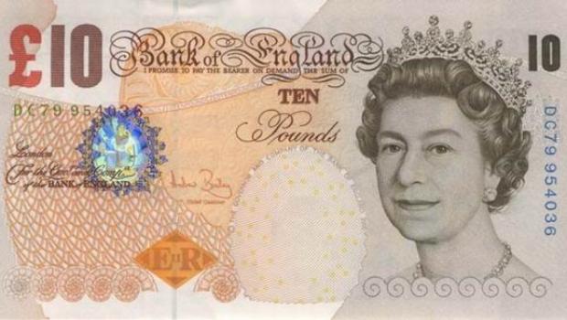 Foto: The Beatles şi Mick Jagger ar putea apărea pe noua bancnotă de 10 lire sterline