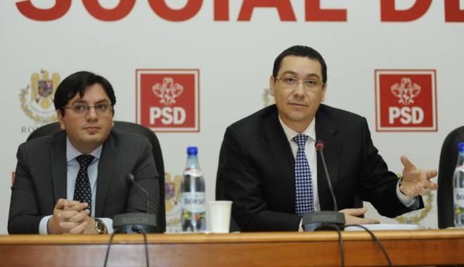 """Foto: """"Nu avem de ce să discutăm despre congres, Ponta nu a demisionat"""""""